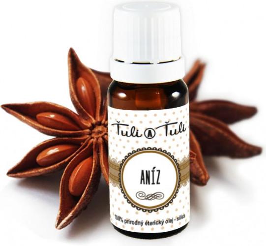 Ťuli a Ťuli - Anýz přírodní éterický olej-silice 10 ml