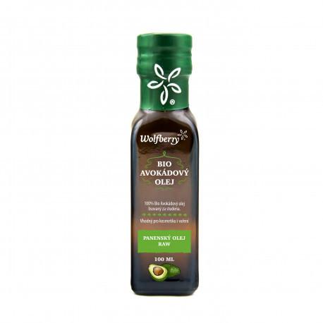 Wolfberry - Avokádový olej Wolfberry BIO 100 ml