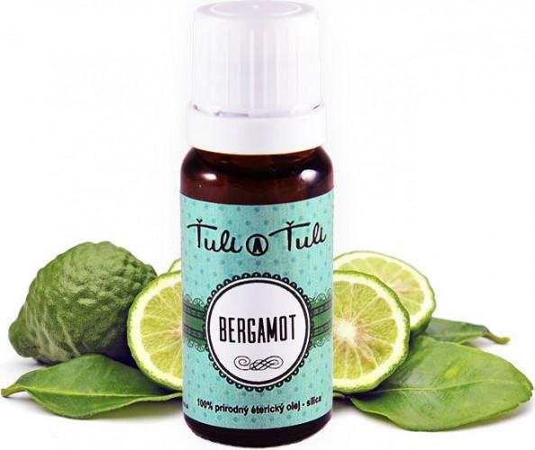 Ťuli a Ťuli - Bergamot přírodní esenciální olej 10 ml