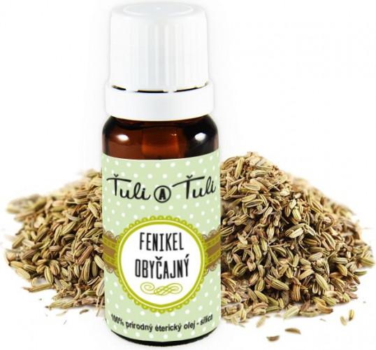 Ťuli a Ťuli - Fenykl obecný přírodní éterický olej-silice