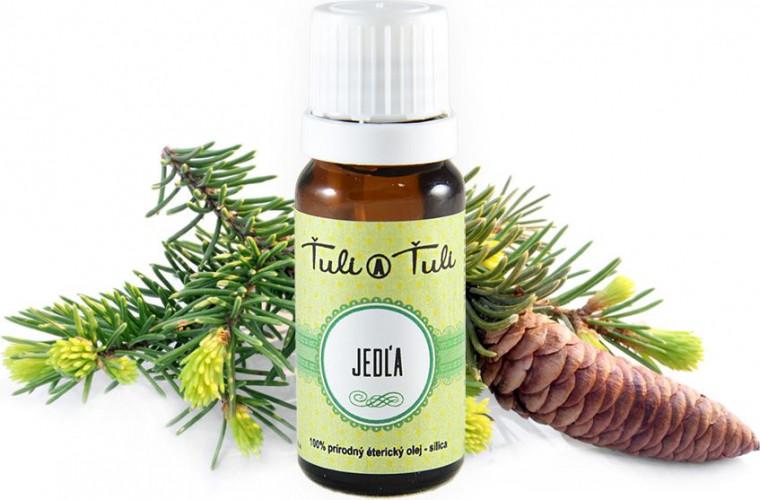 Ťuli a Ťuli - Jedle přírodní éterický olej–silice