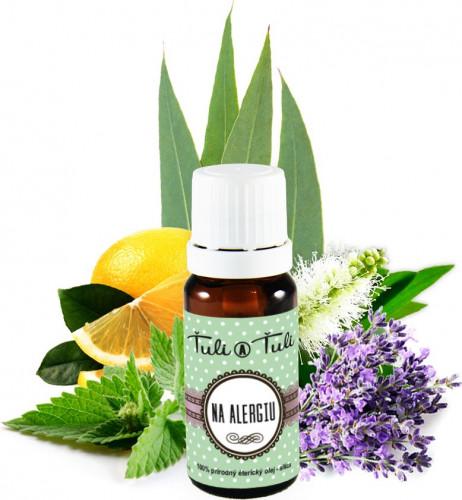 Ťuli a Ťuli - Na alergii přírodní éterický olej – silice 10 ml