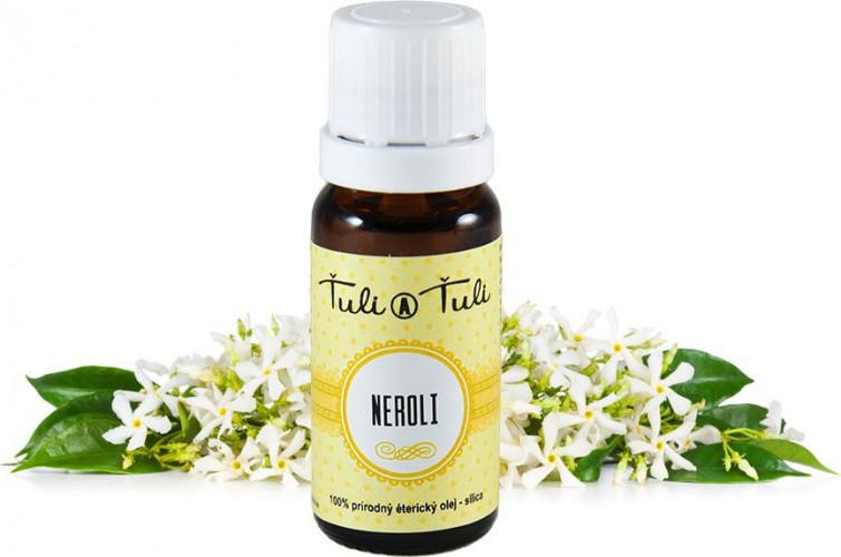 Ťuli a Ťuli - Neroli přírodní éterický olej-silice 10 ml