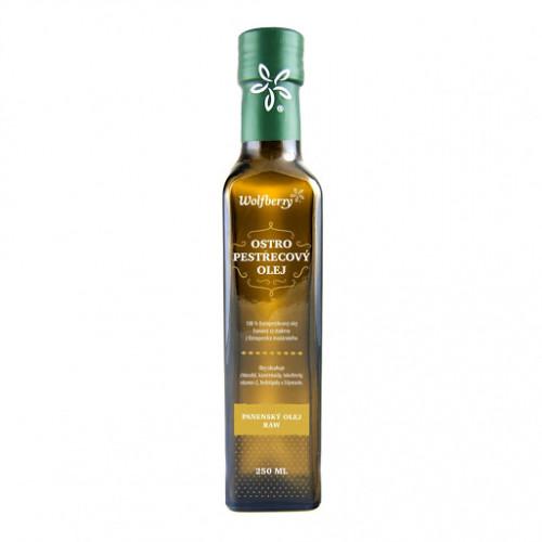 Wolfberry - Ostropestřecový olej Wolfberry 250 ml
