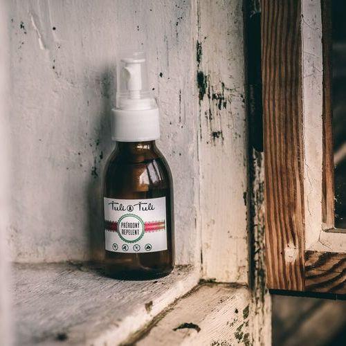 Ťuli a Ťuli Přírodní repelent proti komárům a hmyzu