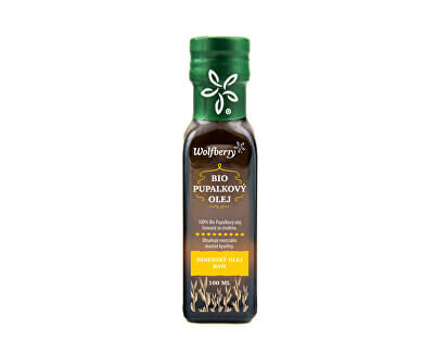 Wolfberry - Pupalkový olej Wolfberry BIO RAW 100 ml