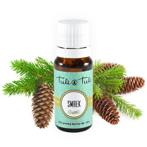 Ťuli a Ťuli - Smrk přírodní esenciální olej 10 ml