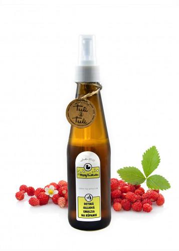 Ťuli a Ťuli - Dětská olejová emulze na koupání