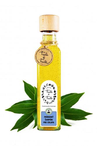 Ťuli a Ťuli přírodní šampon Kafrovník 250 ml