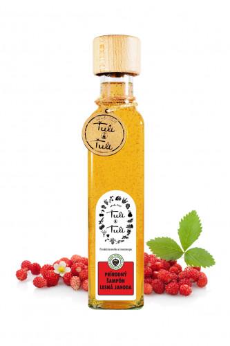 Ťuli a Ťuli přírodní šampon Lesní jahoda 250 ml