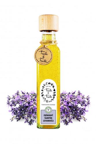 Ťuli a Ťuli přírodní šampon Levandule 250 ml