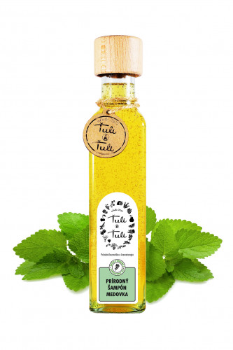 Ťuli a Ťuli přírodní šampon Meduňka 250 ml