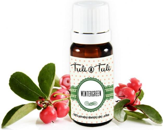 Ťuli a Ťuli - Wintergreen přírodní éterický olej-silice 10 ml